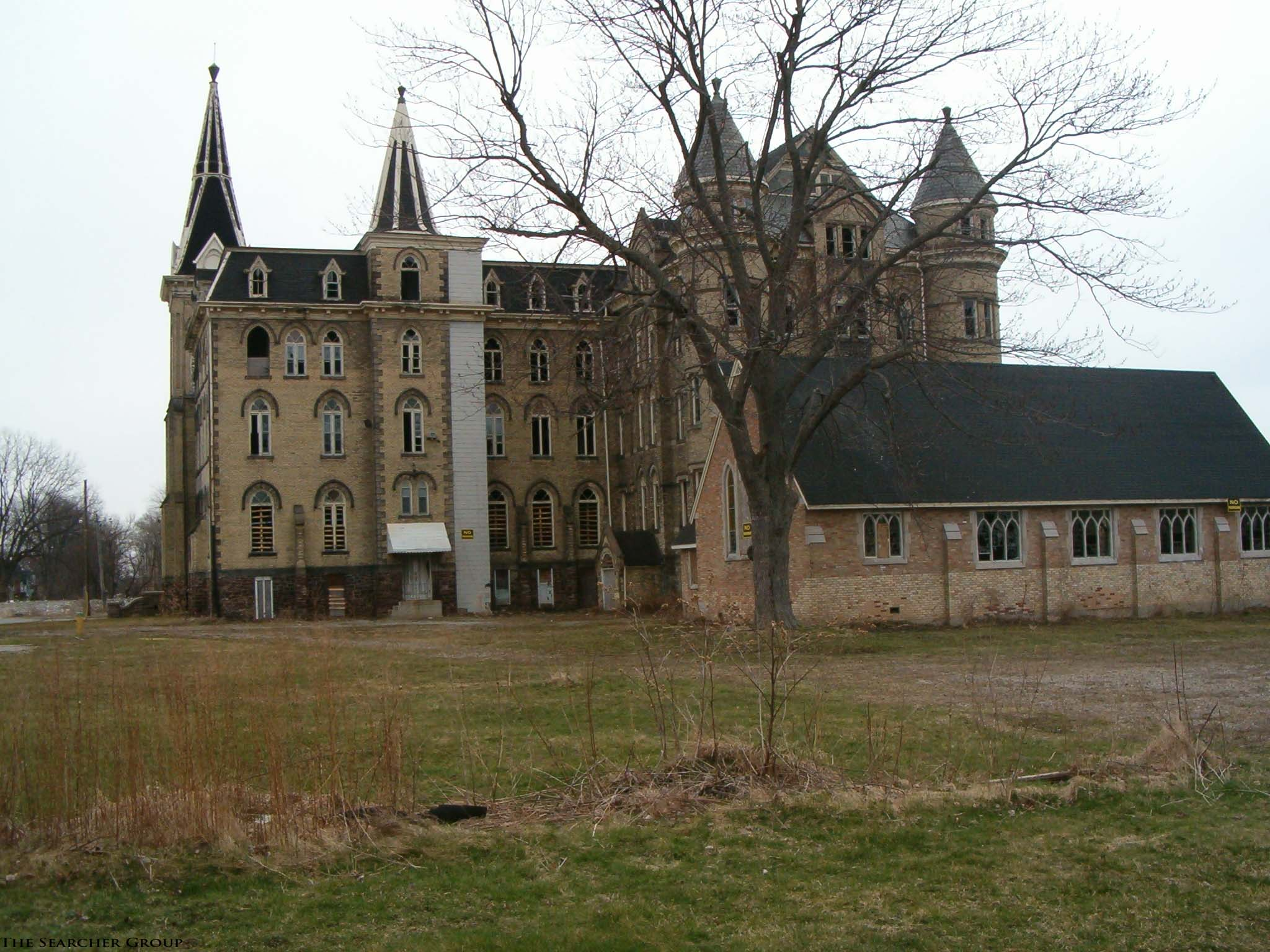 photo of Alma College