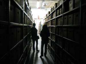 Investigating the CNE Archives