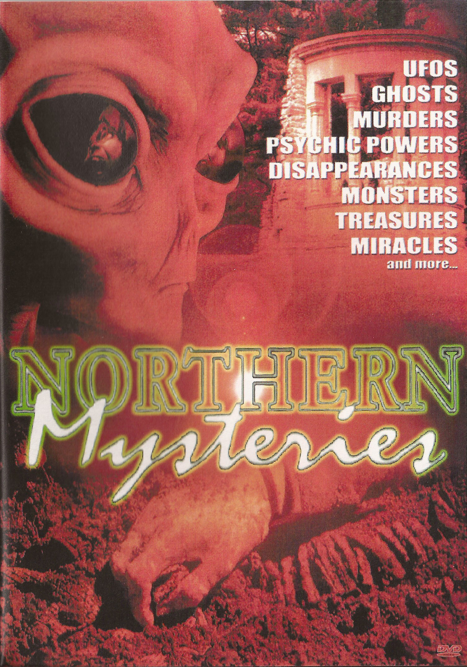 Dvd cover Northern Mysteries
