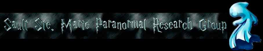 Banner for Sault Ste Marie Paranormal Research Group