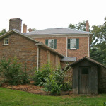 Photo of the Cawthra House