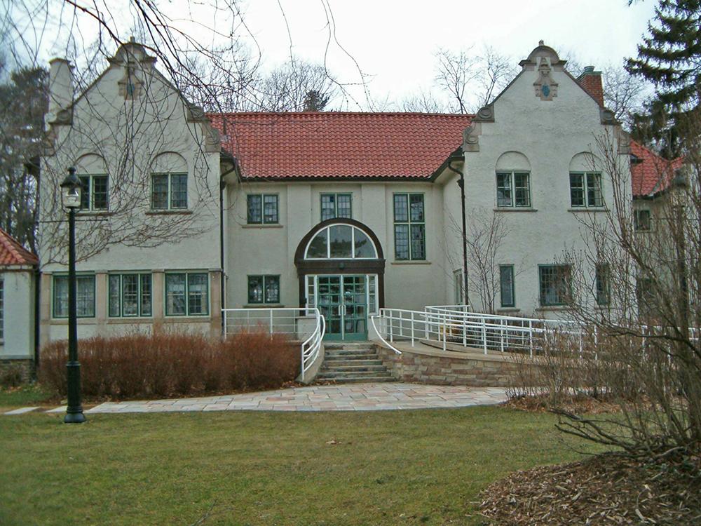 Photo of the Adamson Estate